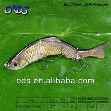 2014 new brand hard plastic fishing lure mold