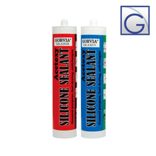 Gorvia GS-Series Item-A301 clear fire mastic sealant