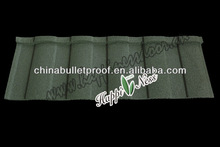 Fire and Spark Resistance Sand coated painted steel roofing internal floating roof