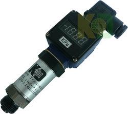 Vacuum pressure transmitter
