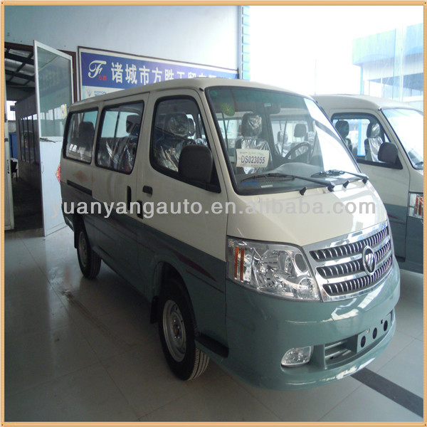 Diesel foton 14 posti minibus/mini van
