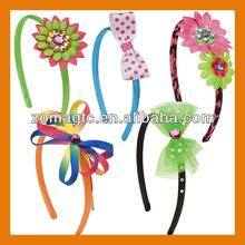 Do-it-Yourself Wear Decorative Headbands