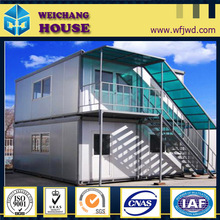 Shipping Container Houses Designed as Container Homes/Shop/Kiosk