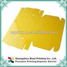 Custom design 3-5 layers color corrugated box