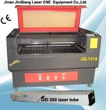 die board/wood laser cutting machine with 200w laser tube