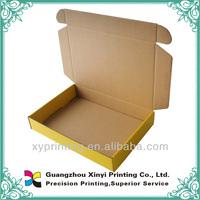 custom design print paper display box carton box corrugated box