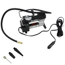 DC12V 150PSI Portable Mini Car Air Compressor with Tire Inflator Gauge