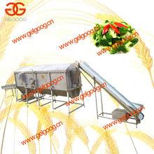 Broccoli blanching machine / Edamame blanching machine / Peach blanching machine