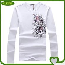 white men tshirt popular tshirts 100%cotton tshirt