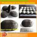 núcleo de briquetas para equipos ball briquetas línea de producción