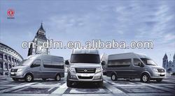 17 seats Dongfeng MPV/Mini bus