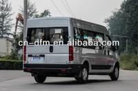 Dongfeng LHD MPV 12-17seats
