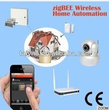 Tianjin TYT Zigbee home automation web camera/zigbee system