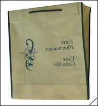 Promotional Reusable Side Gusset Non Woven Bag Size 4