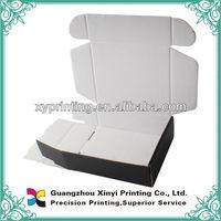 standard corrugated box size