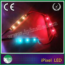 12v rgb led pixel module light 3pcs