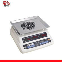 HaoYu mechanical scale,electronic price computing scale