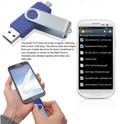 16GB Smart phone USB Flash drive OTG USB Flash Drive, Micro USB Flash Drive, Smart Phone U Disk for Android Phone