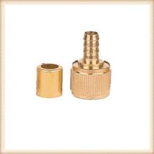 Custom-made OEM precision CNC machining factory hose crimp fitting big quantity machine tool lathe