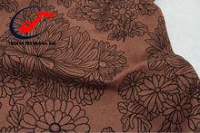 100% polyester linen look sofa fabric TEY706