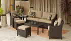 2014 New Design High Quality lowes resin wicker patio furniture