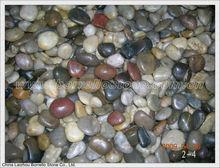 Natural color rocks