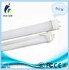 Energy Saving Super Bright smd t8 led tube light 10W 144 pcs leds
