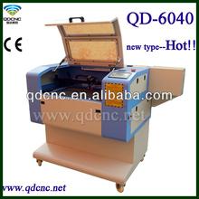High Precision 6040 CNC/Laser Engraving Machine for Art Decoration QD-6040