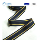 2014 New high quality garment use fashion marine navy stripe ribbon