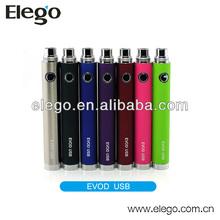High quality EVOD USB pass through OEM battery