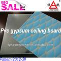 Linyi décoration de plafond de gypse, plaques de plâtre