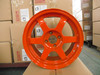 red MOMO wheel, 17X7inch alloy wheel rim