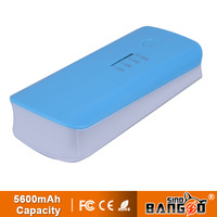 Portable universal charger 5800mah power bank for all smartphone