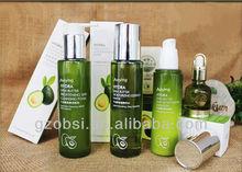 kojie san cream packaging skin care set