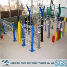 Welded Wire Mesh Fence Panel In 12 Gauge