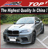 High quality Body kit for BMW 2008-2013 X6-X6M Haman style for bmw body kit e71