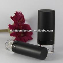 black plastic tube for lipstick on sale
