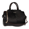 Real leather handbag 2014 top clasic fashion ladies handbag