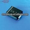 3A 40V Schottky Barrier Rectifier SMD Diode SS34
