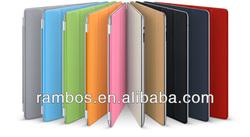Wake Up/Sleep Magnetic Leather Polyurethane Smart Cover Case for iPad 2 3 4