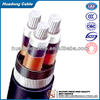 Armoured Cable 0.6/1KV 6/10KV 26/35KV Cable Cu/XLPE/SWA/PVC XLPE Insulated Armoured Cable 3C 120mm2 240mm2