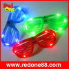 LED light glasses for new year glasses