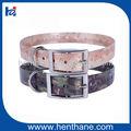 Gps del animal doméstico del collar del perseguidor tpu del perro de las correas productos