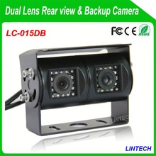 China supplier dual lens rear view camera for renault megane for trucks