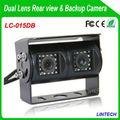 china fornecedor duplo lente da câmera de vídeo switcher para caminhões
