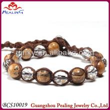 girls and boys high class gemstone birthday gift wrap bracelet