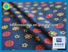 100% cotton medium/ heavy weight cotton 16w corduroy fabric
