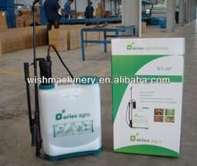 africa plastic16l knapsack hand sprayer metal lance WS-16P