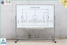 Mobile Magnetic basketball white board easel