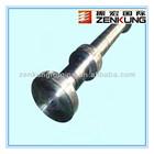 Forged/forging parts horizontal water turbine main shaft
